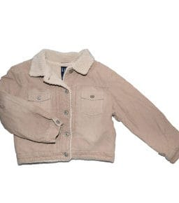 GAP Jacke Fluffy Corduroy