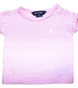 Ralph Lauren T-Shirt Rose