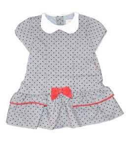 Mayoral Kleid Red Dots