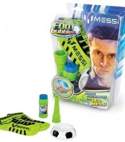 Messi FootBubbles Komplettset