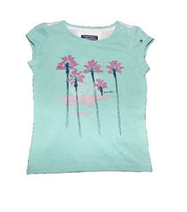 HILFIGER T-Shirt Flowers
