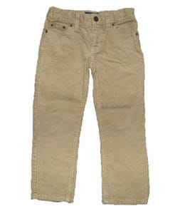 RALPH LAUREN Hose Brown Coffee