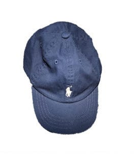 RALPH LAUREN Cap Dark Blue