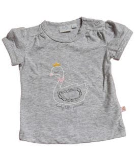 KIAMONDS Selection T-Shirt Grey Swan